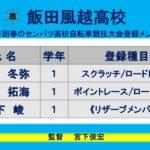 春のセンバツに挑む! 長野県代表紹介 その2 「飯田風越高校」