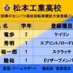 春のセンバツに挑む! 長野県代表紹介 その1「松本工業高校」