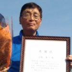長野県自転車競技連盟の小林秀一審判長に飯山市から感謝状と大会名誉審判任命へ
