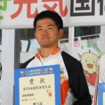 〔速報〕第73回国民体育大会 成年男子ケイリンで堀江省吾(信州大)が5位入賞
