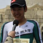 〔速報〕大学ロードシリーズ第7戦 小林弘幸(信州大)が2位となり念願の「クラス1」に昇格!!