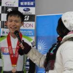 〔速報〕第24回シクロクロス全日本選手権 ジュニアの部で鈴木来人(伊那北高)が3位表彰台!