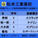 〔頑張れ信州!〕春のセンバツに挑む! 長野県代表校紹介 その2「松本工業高校」