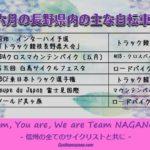 〔お知らせ〕2019年6月の主な長野県内自転車イベント情報!