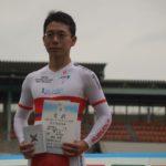 《速報》「日本スポーツマスターズ2019ぎふ清流大会」個人追抜き40歳以上の部で岩佐信吾が準優勝。