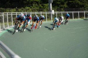 第1回長野県代表強化合宿 @ 松本市美鈴湖自転車競技場