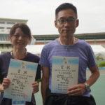 《速報》「日本スポーツマスターズ2019ぎふ清流大会」で平林和美が4位・等々力公英が6位入賞。