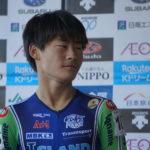 〔速報〕「第25回シクロクロス全日本選手権」男子U-17永野昇海(イナーメ信濃山形)が準優勝。