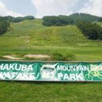 〔告知〕白馬岩岳MTBパークが5月16日より条件付きで2020年度夏季営業を開始へ…