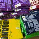 〔お知らせ〕「Team Nagano Tシャツ 2020 -連なる鼓動‐」第1陣の販売を開始致します。