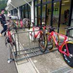 〔告知〕明日開催の「第2回美鈴湖自転車学校2020」前日のお知らせについて。
