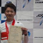 《速報》「第89回全日本選手権トラック」パラサイクル1kmTTで石井雅史(イナーメ信濃山形)が優勝!
