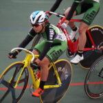 《速報》「第44回春の全国高校選抜自転車大会」女子スクラッチで大蔵こころ(赤穂中出)が準優勝。