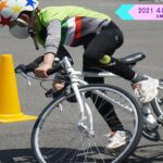 〔レポート〕長野県車連主催「2021美鈴湖自転車学校5月度」キッズ・一般ロード&初めてのピスト講習会。