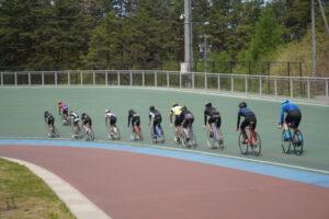 美鈴湖自転車競技場定期走路点検 @ 美鈴湖自転車競技場