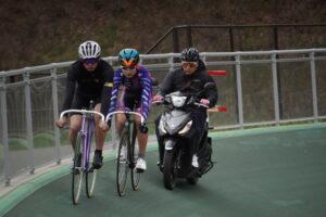 長野県自転車強化合同練習 @ 松本市美鈴湖自転車競技場