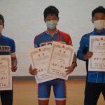 《速報》令和3年北信越高校総体自転車競技ロードレースで中島(松商)3位・加科(松工)4位・小山(エクセ)5位。