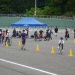 〔レポート〕長野県「スポーツキラキラっ子育成プロジェクト」自転車競技体験講座を行いました。