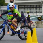 〔告知〕明日開催の「2021美鈴湖自転車学校6月度に関する」前日のお知らせ。