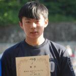 《速報》2021 JOCジュニア五輪 トラック競技 U-15 1kmTTで田中駿埜(上田市立塩田中)が準優勝!