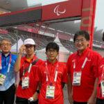 〔特集〕長野県自転車界の次代を担う!「TOKYO 2020 パラリンピック競技役員」に参加した若手役員の紹介。